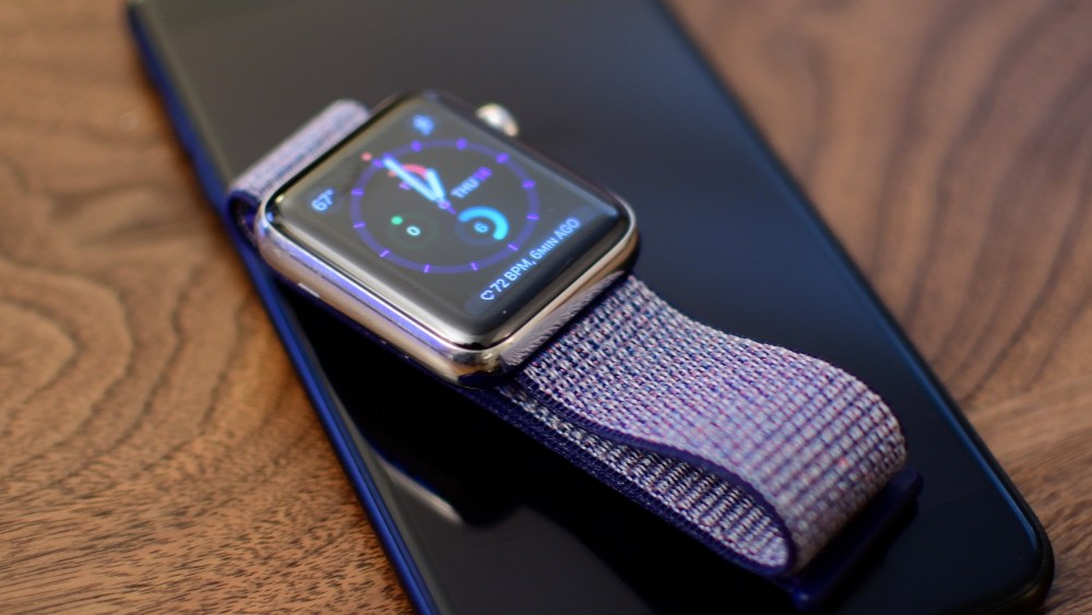 Řemínek NYLON pro Apple Watch 42mm Series 1, 2, 3
