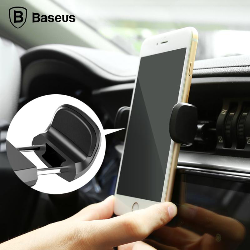 Univerzální držák Baseus Stable Series do mřížky ventilace auta