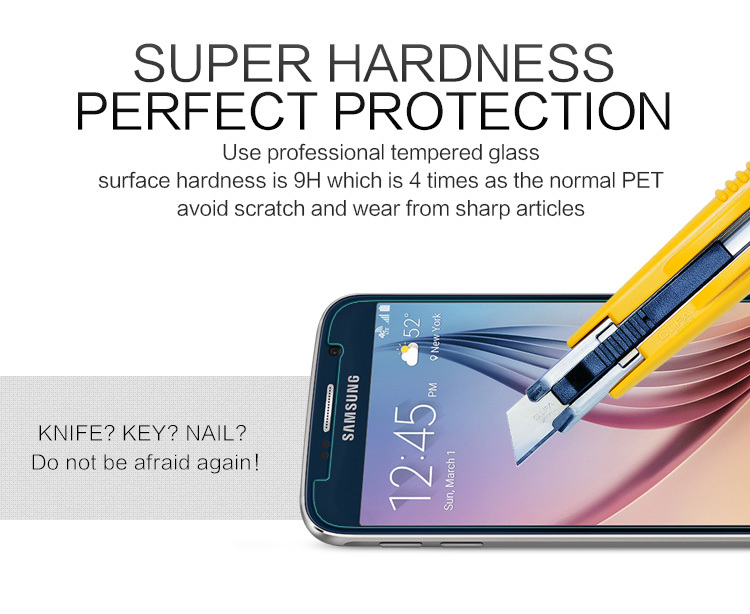 Ochranné tvrzené sklo pro Samsung Galaxy A5 (2016) / A5 Duos (2016)