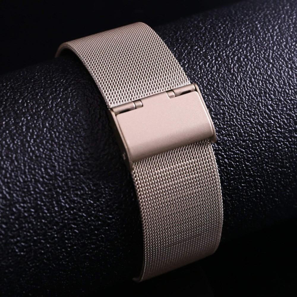 Ocelový řemínek MILANESE CLASSIC pro Apple Watch Series 4 (44mm)