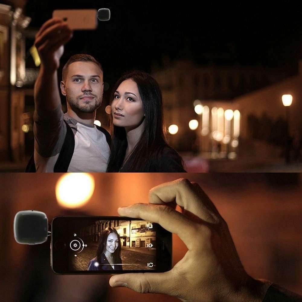 Selfie LED světlo MINI FLASH