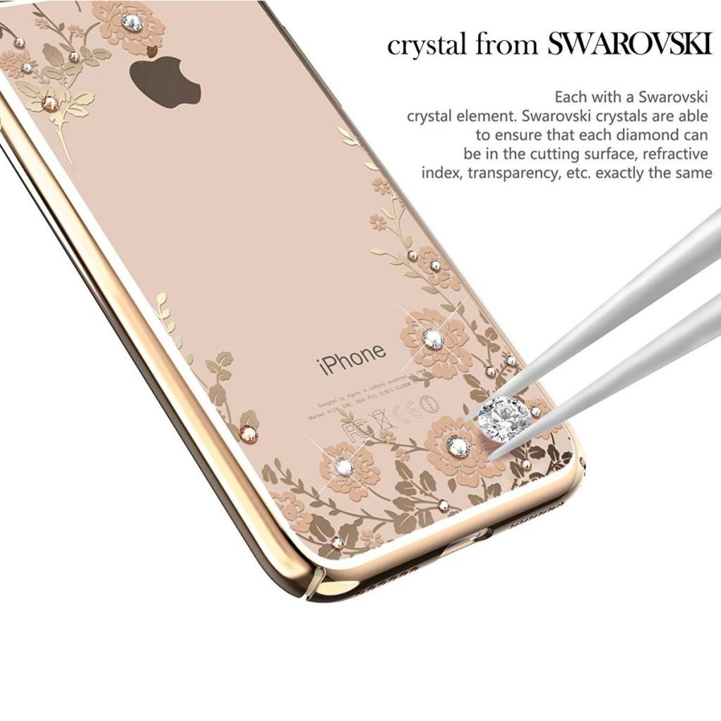 Obal / kryt Flower Garden pro iPhone 6s / 6