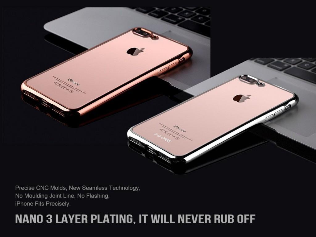 Elegantní obal / kryt RING pro iPhone 7 Plus