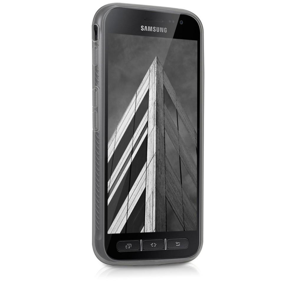 Silikonový obal / kryt Jelly Mercury pro Samsung Galaxy Xcover 4, čirý