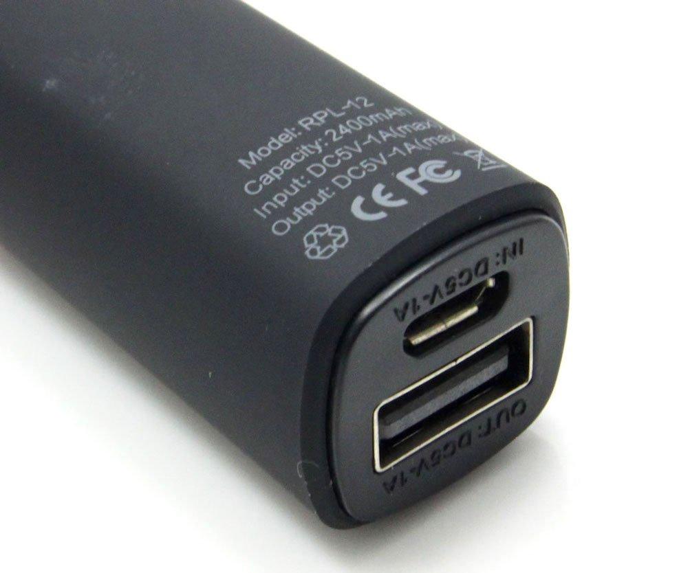 Stylová externí baterie Remax LipMax PowerBank 2400mAh
