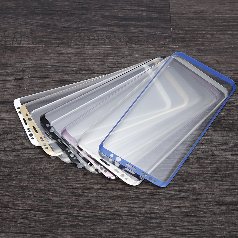 3D Tvrzené sklo 9H na celý displej pro Galaxy S8