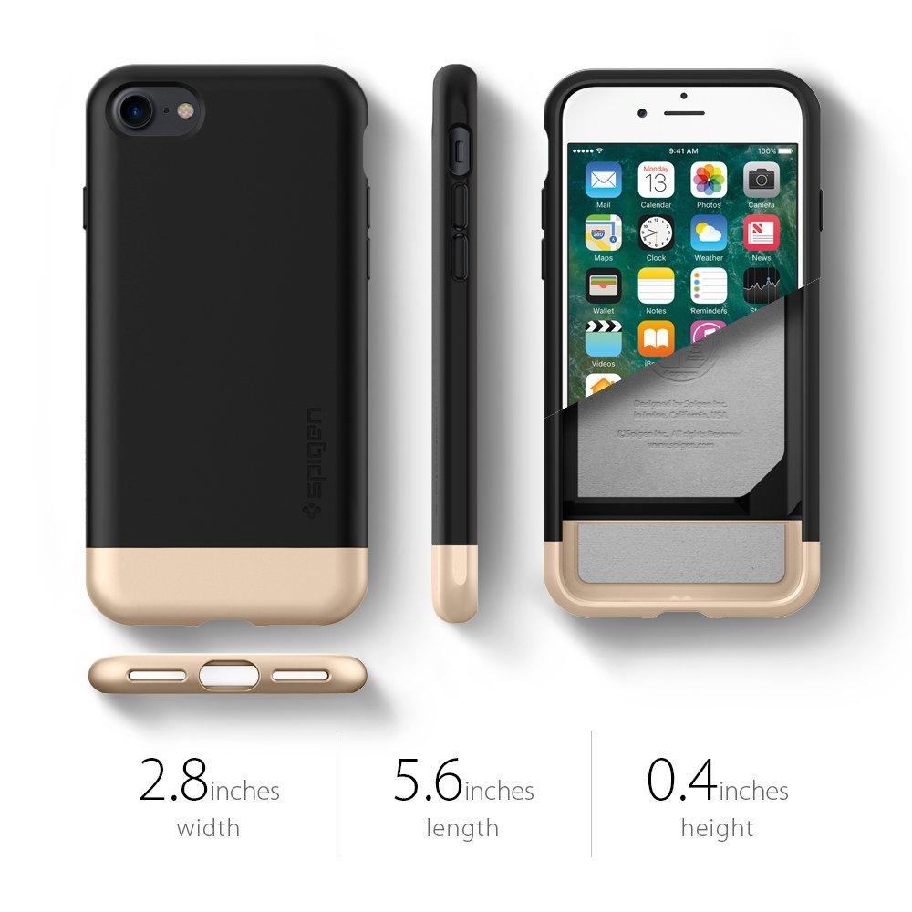 Stylový kryt Spigen STYLE ARMOR pro Apple iPhone 8 / 7