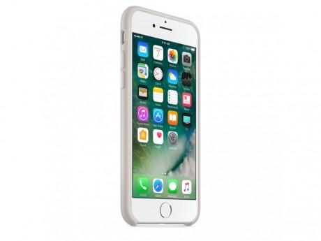 Originální silikonový kryt Apple iPhone 6s / 6 - Kamenně šedý