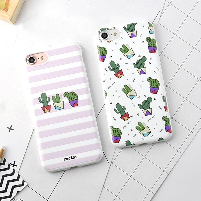 Obal / kryt KAKTUS pro Apple iPhone