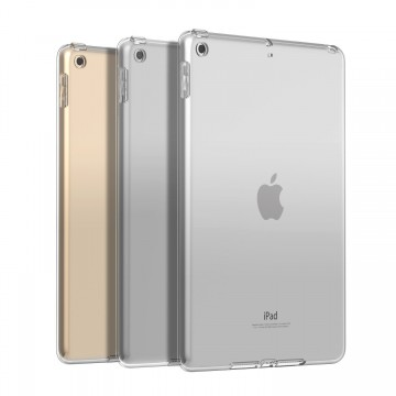 Silikonový průhledný čirý obal / kryt na Apple iPad 9.7 (2018)