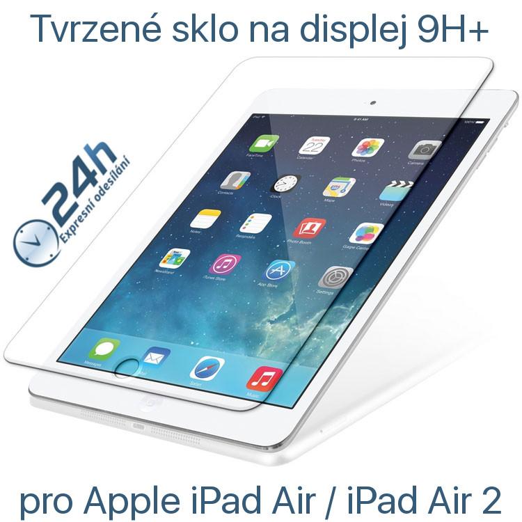 Tvrzené sklo GoldGlass iPad Air 2 25519