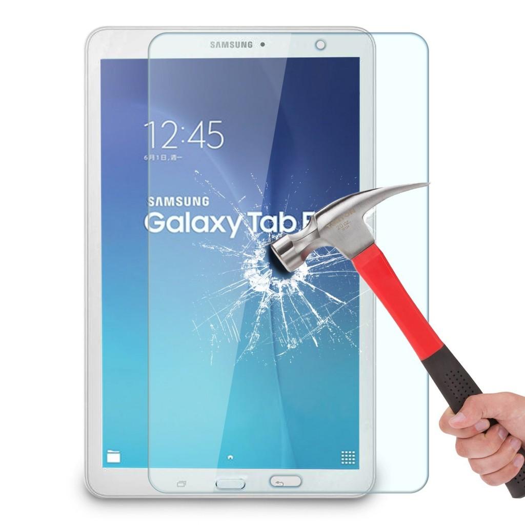 Tvrzené sklo 9H na displej - Galaxy Tab E 9.6