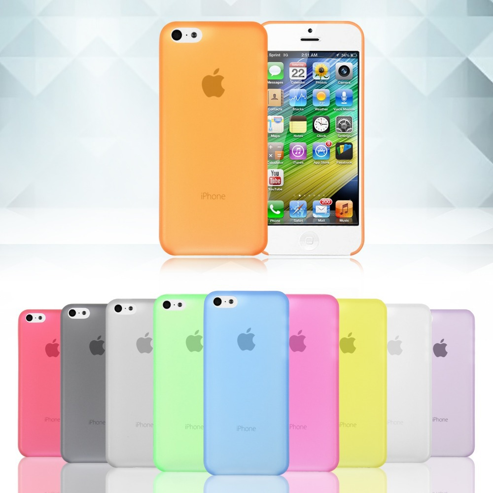 Balíček krytů for Every Day na iPhone 5c (10 kusů)
