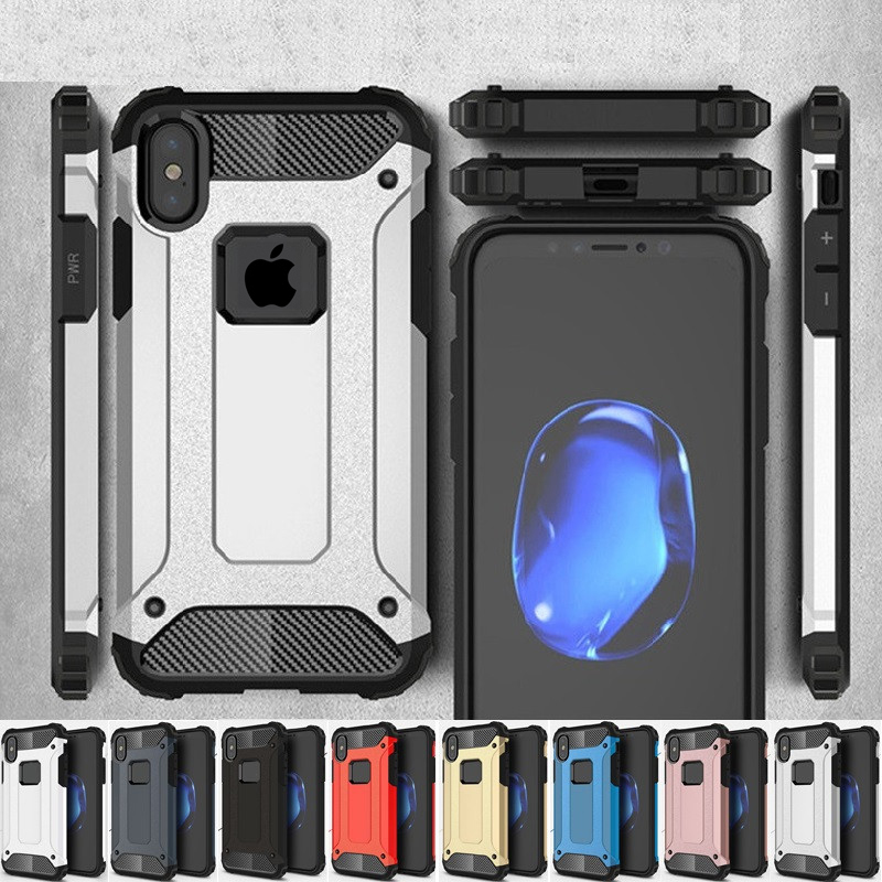Odolný kryt Forcell Armor Case pro Apple iPhone X