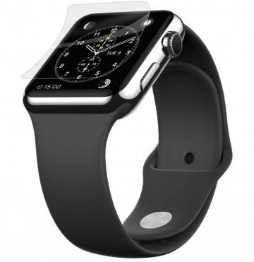 Ochranná fólie Clear na displej Apple Watch 38mm Series 1/2/3