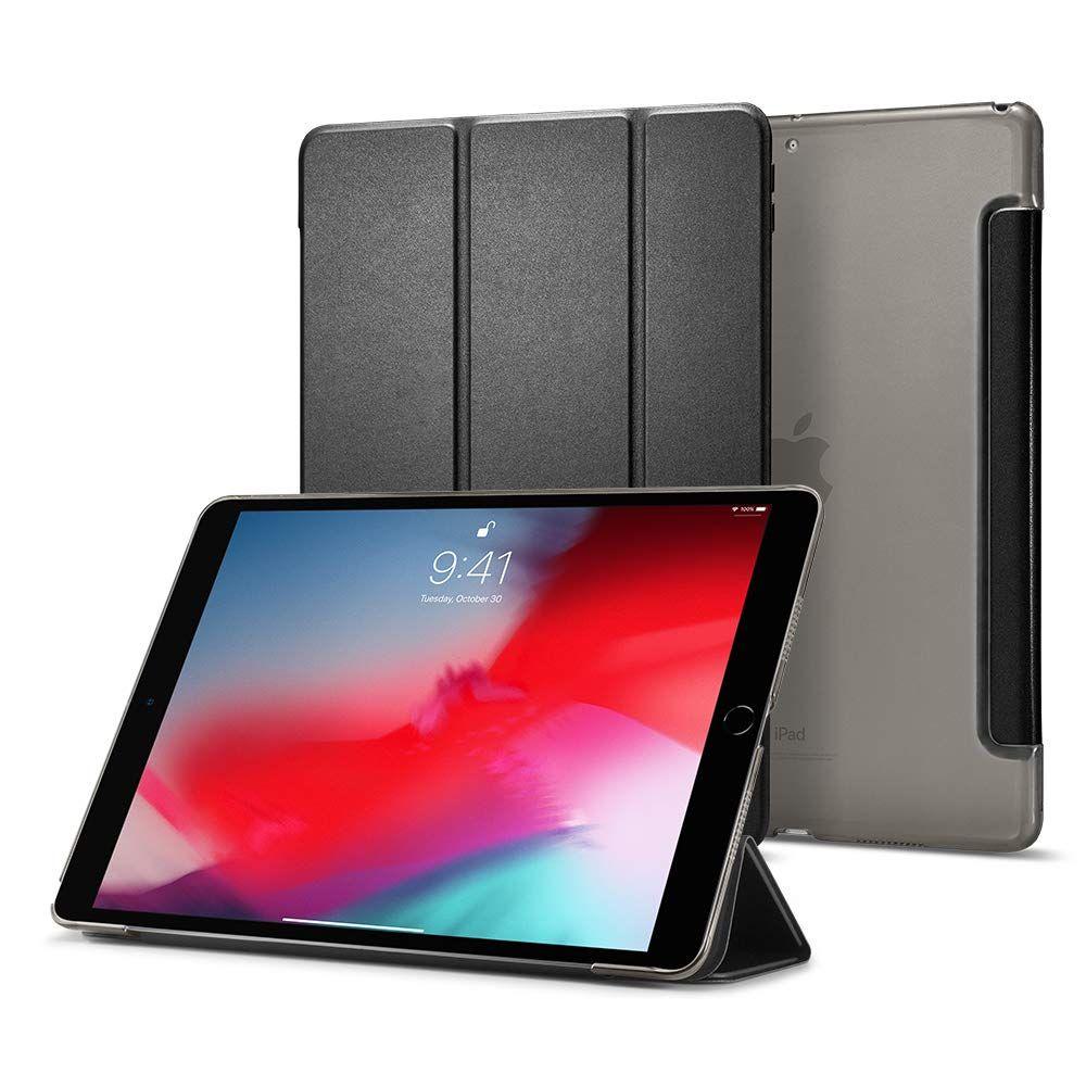 Spigen Smart Fold Case Apple iPad Air (2019) - Černé