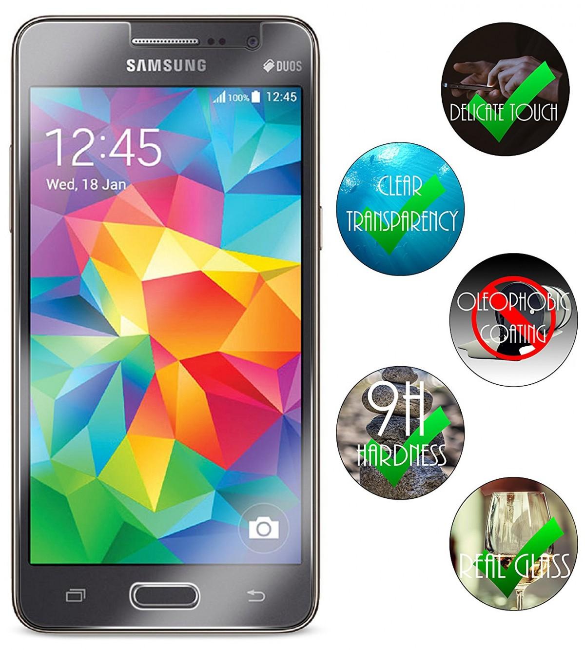 Epico Glass Tvrzené sklo pro Samsung Galaxy Grand Prime