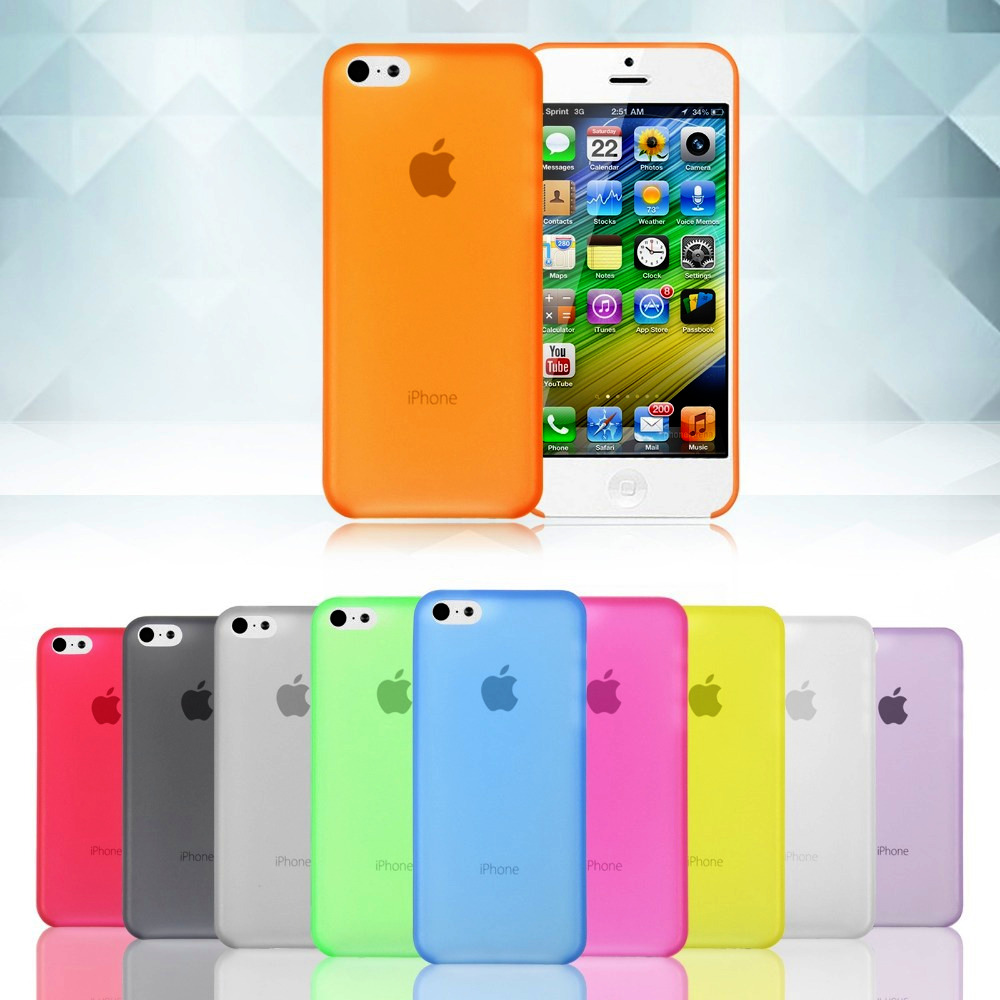 Balíček krytů for Every Day - iPhone SE/5s/5 (10 kusů)