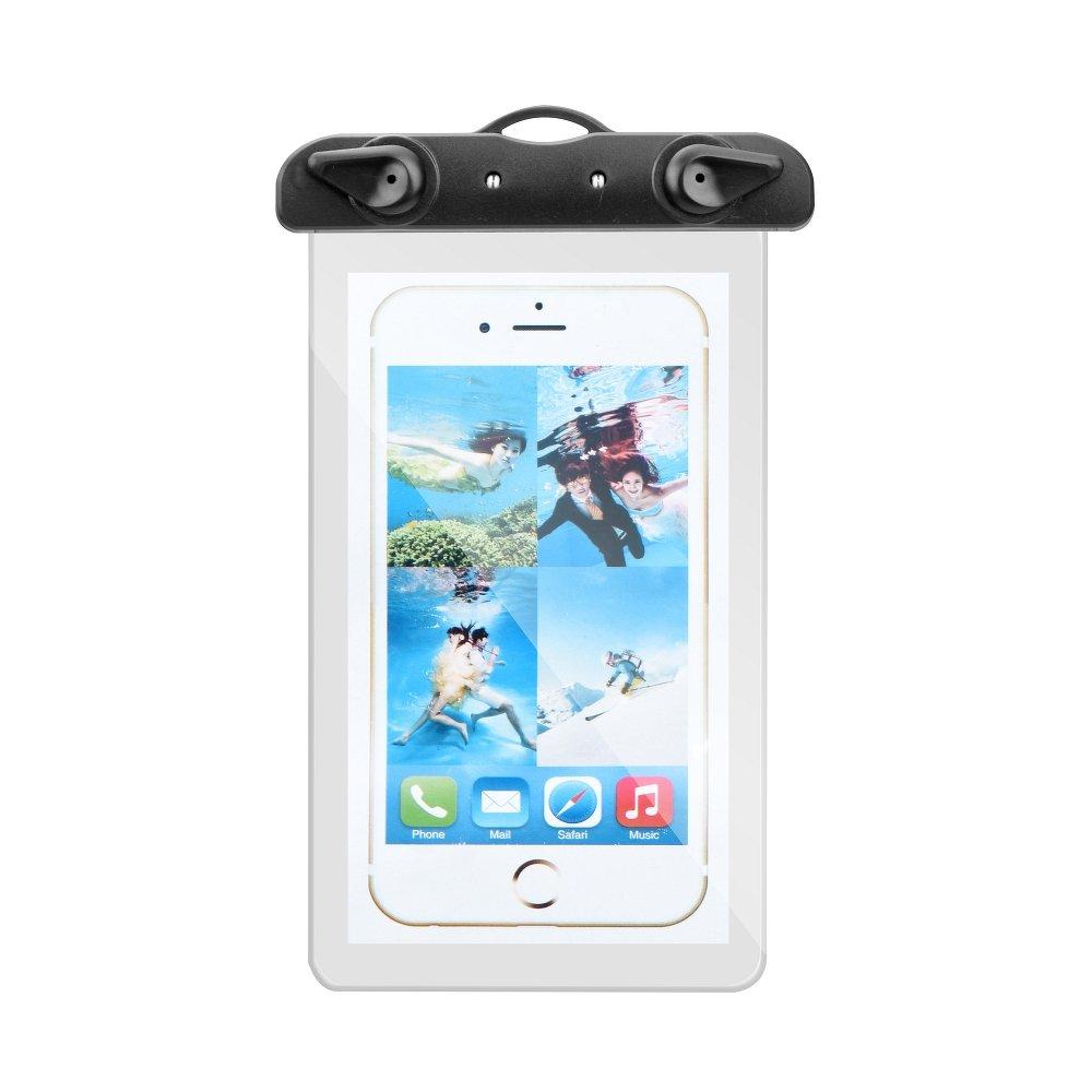 Pouzdro SES Univerzální vodotěsné Apple iPhone 6 7 8 X XS - Čiré