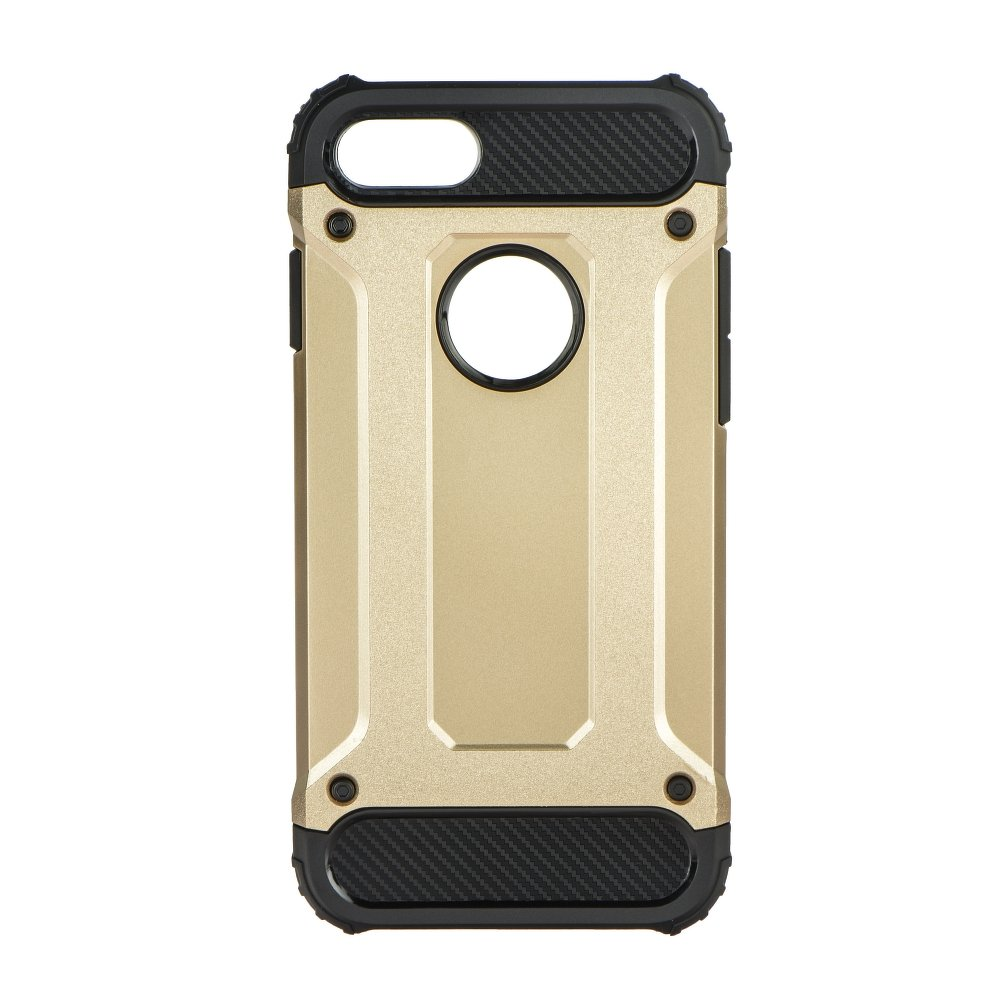 Pouzdro Forcell Armor Case Apple iPhone 8 / iPhone 7 - Zlaté