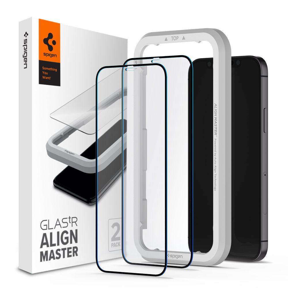 Spigen tR ALM F pro iPhone 12 Pro Max AGL01792