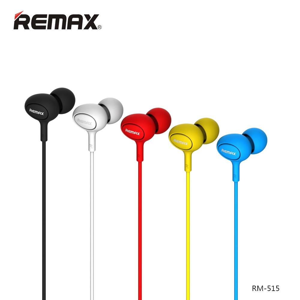 Stereo sluchátka Remax RM-515 3,5 mm jack