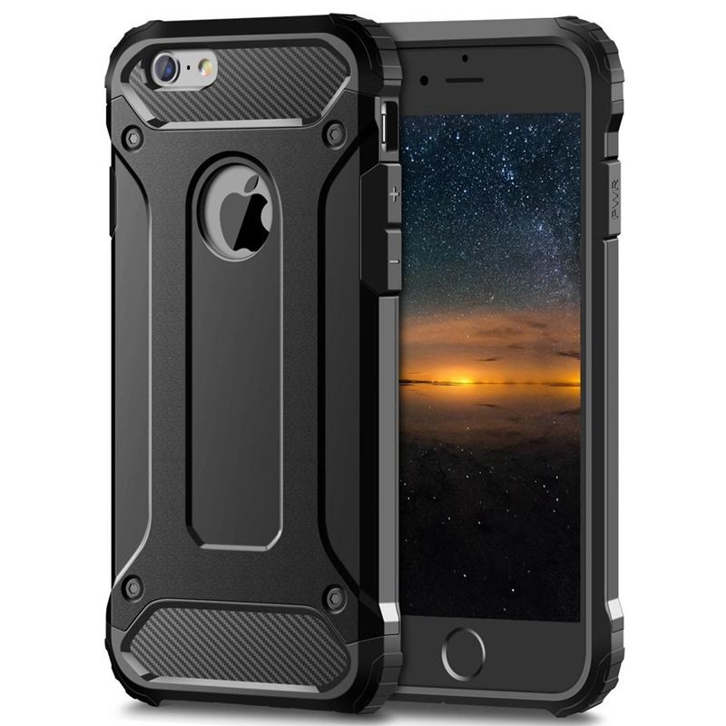 Pouzdro AppleKing super odolné Armor Apple iPhone 6 Plus / 6S Plus černé
