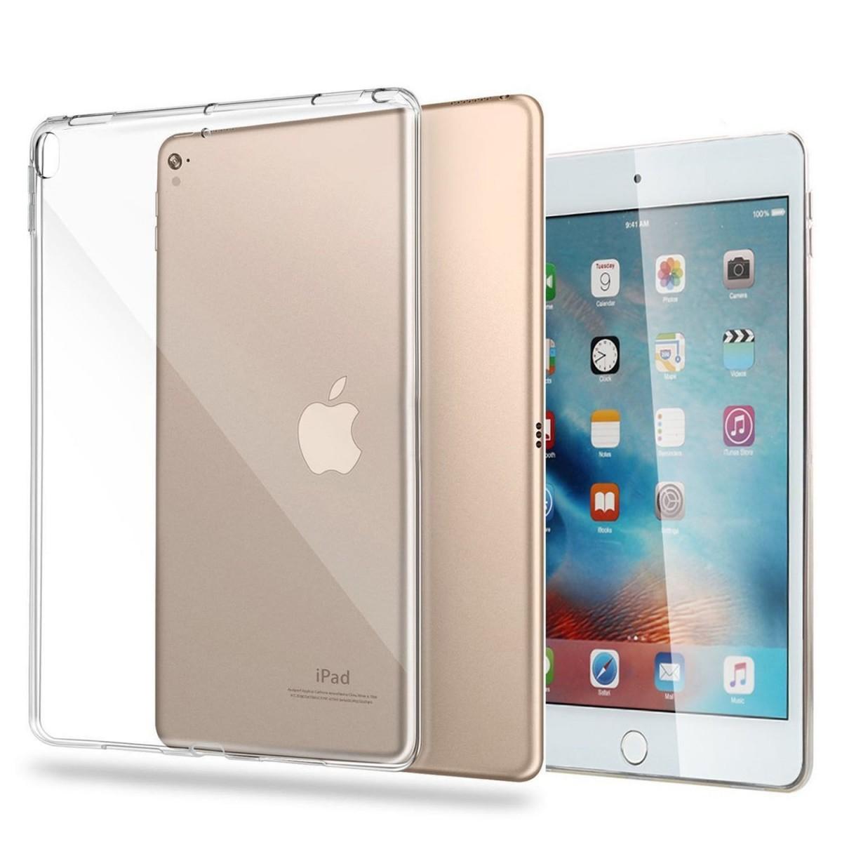 Silikonový průhledný kryt / obal na Apple iPad Pro 10.5