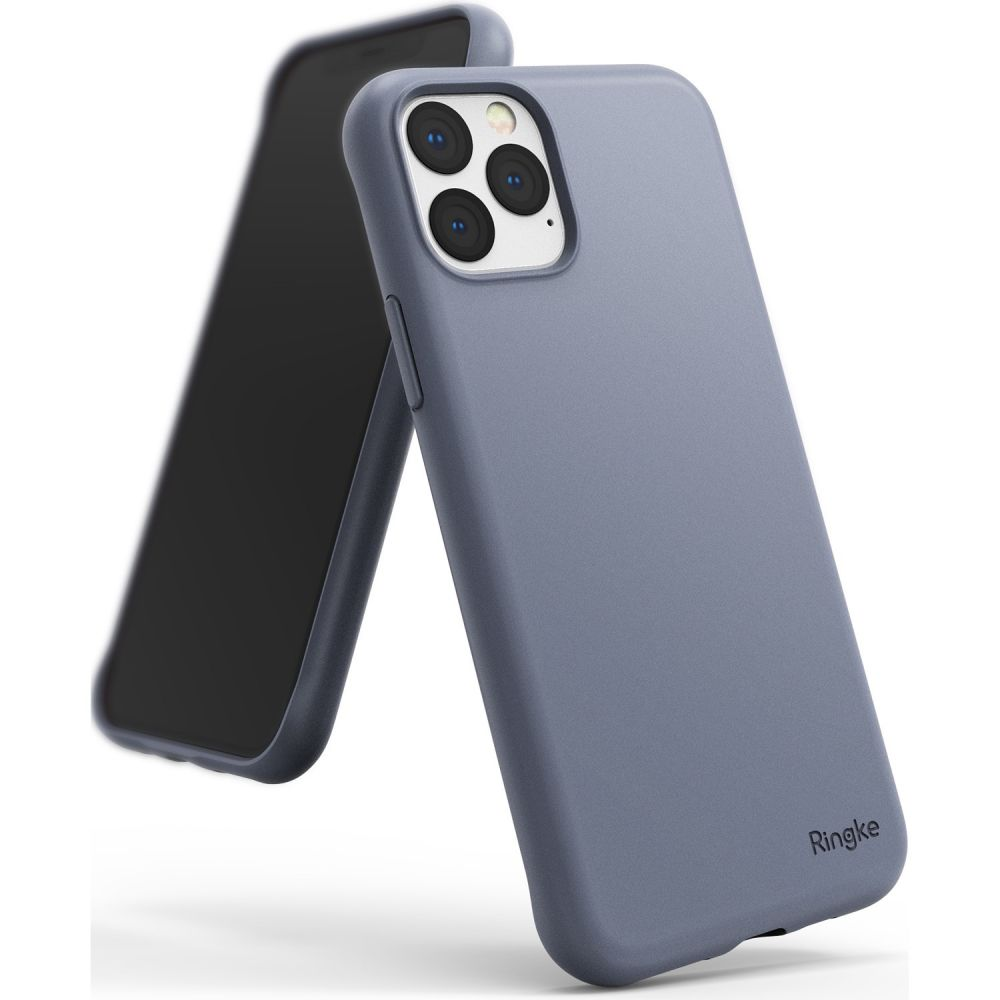 Pouzdro Ringke Air S Apple iPhone 11 Pro - Levandulově šedé