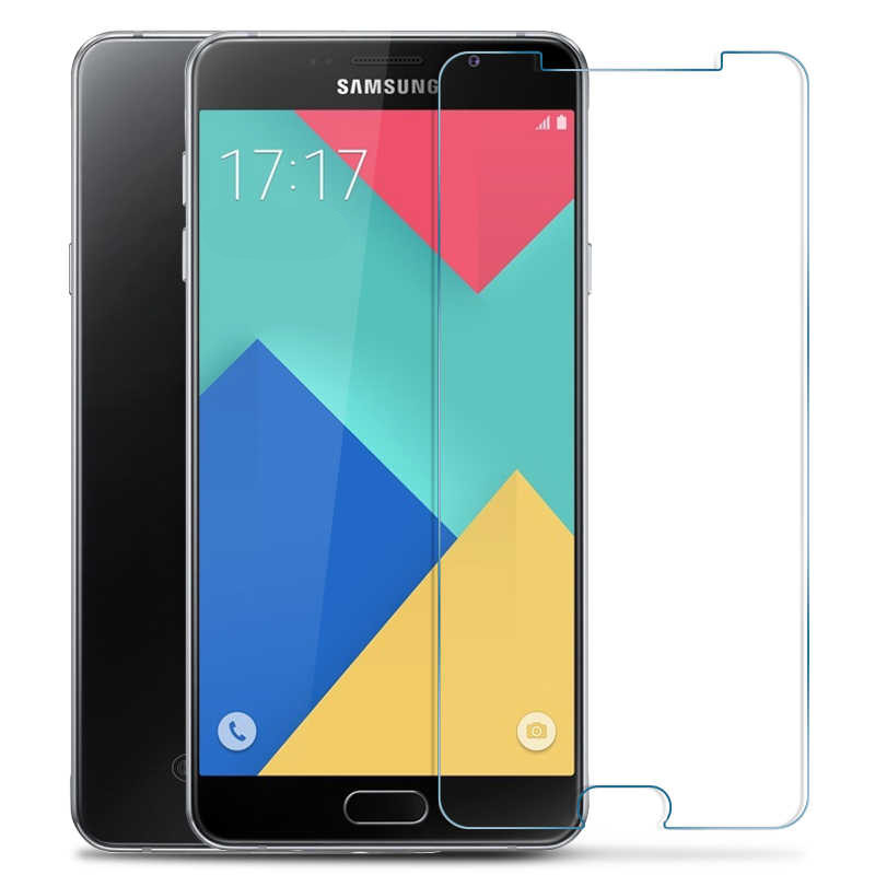 Tvrzené sklo 9H na displej - Galaxy A9 (2016) / A9 Pro (2016)