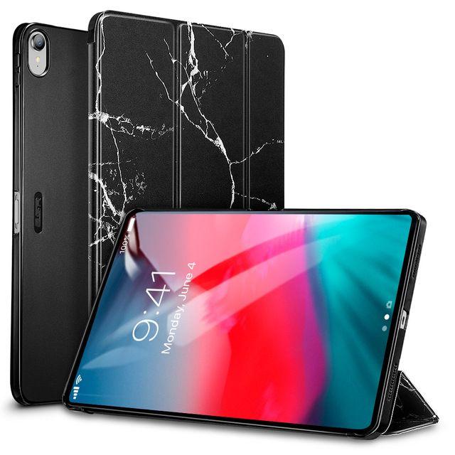"Pouzdro ESR Marble na Apple iPad Pro 11"" (2018) - Černé"