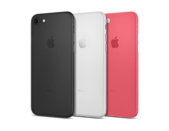 Ultra tenký kryt Spigen Air Skin pro Apple iPhone  8/7