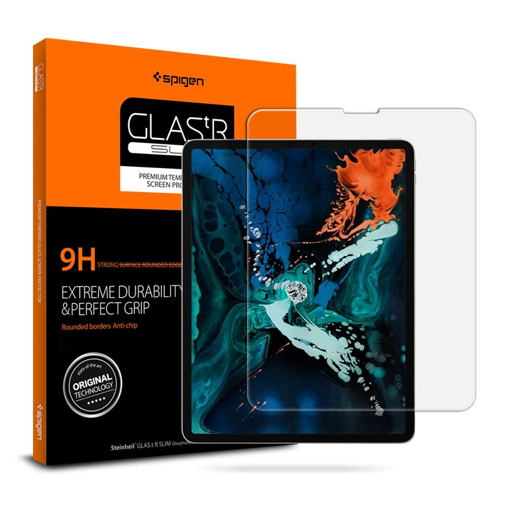 "Spigen Glas.tR SLIM - iPad Pro 12.9"" 2018"