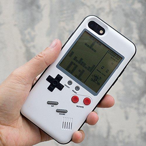 Pouzdro Herní Wanle s konzolí na Apple iPhone 8/7 - Bílé
