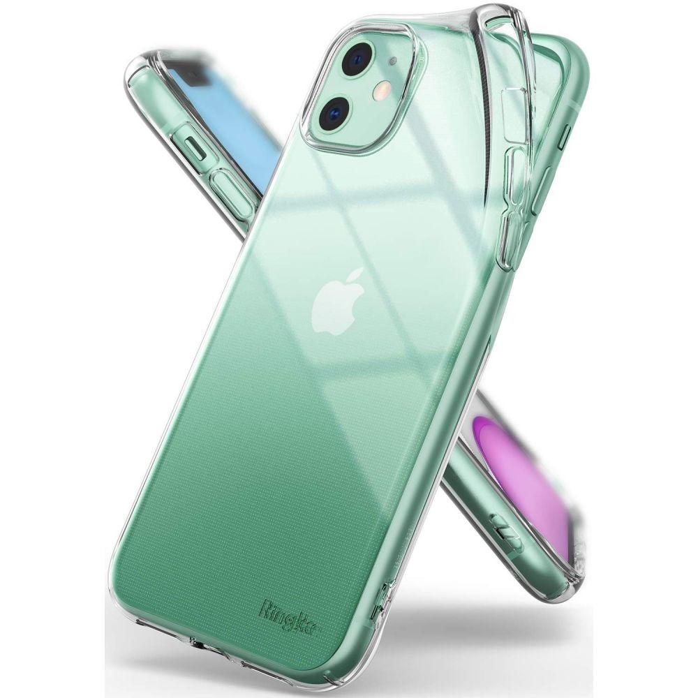 Pouzdro Ringke Air Apple iPhone 11 - Čiré