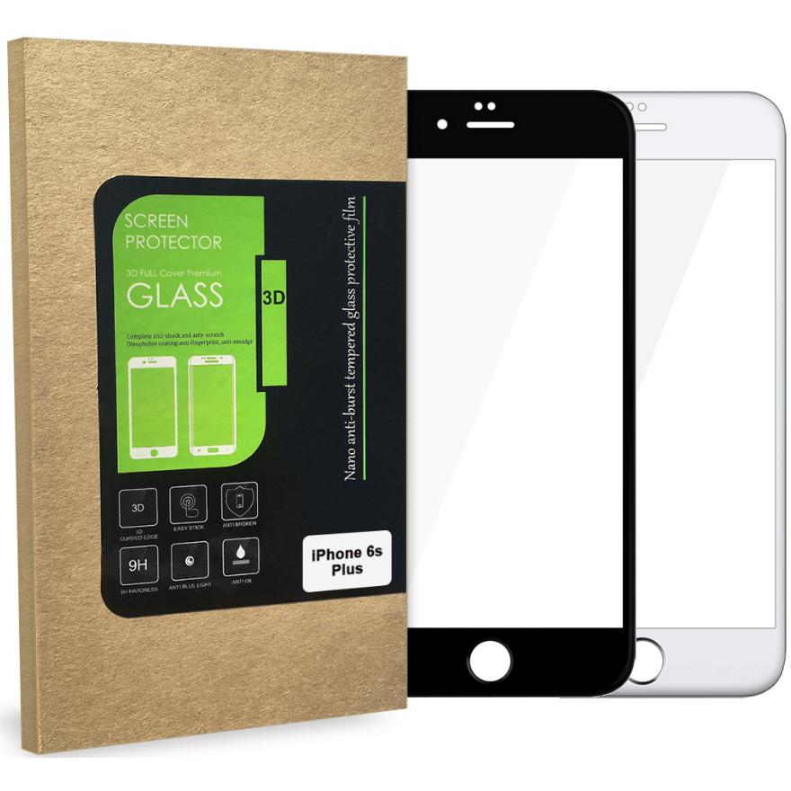 3D Tvrzené sklo MagicGLASS na iPhone 6s Plus / 6 Plus