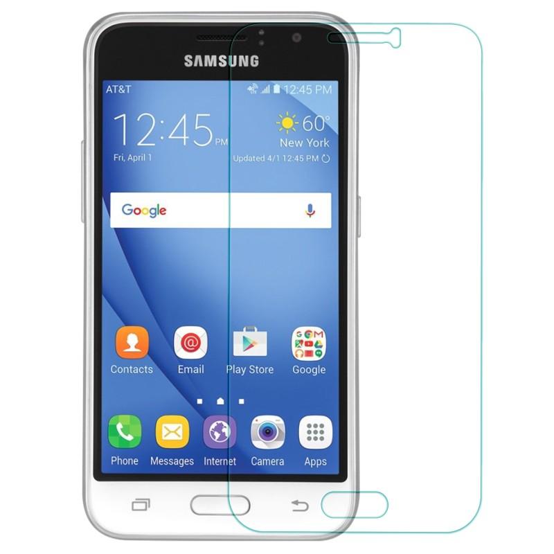 Tvrzené sklo 9H na displej - Galaxy J1 (2016) / J1 Duos (2016)