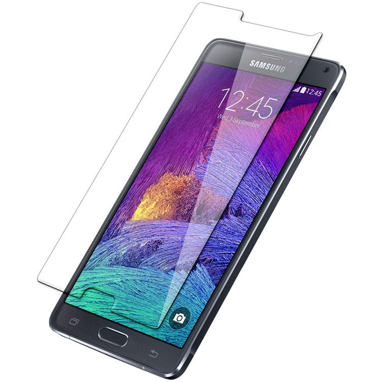 Tvrzené sklo 9H na displej - Galaxy Note 4