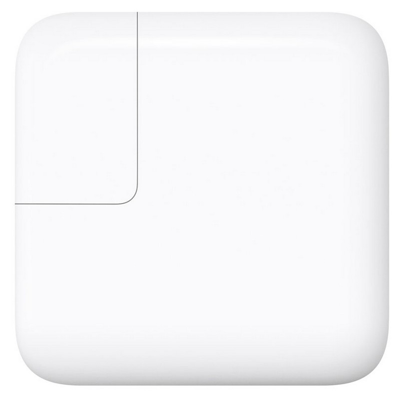 Apple 29W USB-C Power Adapter MJ262Z/A - Bulk