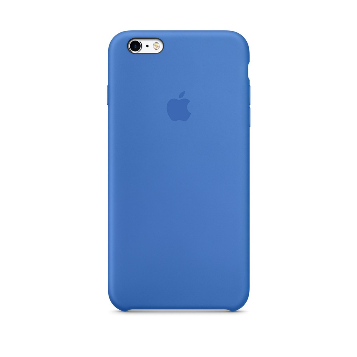 Pouzdro Apple iPhone 6/6S Silicone Case Royal modré