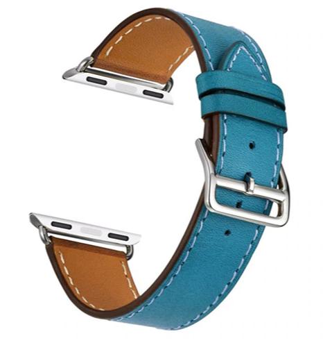 Řemínek Single Tour pro Apple Watch Series 3/2/1 (38mm) - Modrý