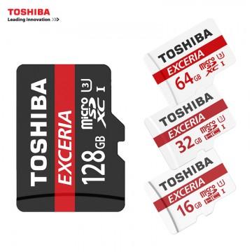 Paměťová karta Toshiba EXCERIA M302-EA microSDXC UHS I Class 10 + adaptér
