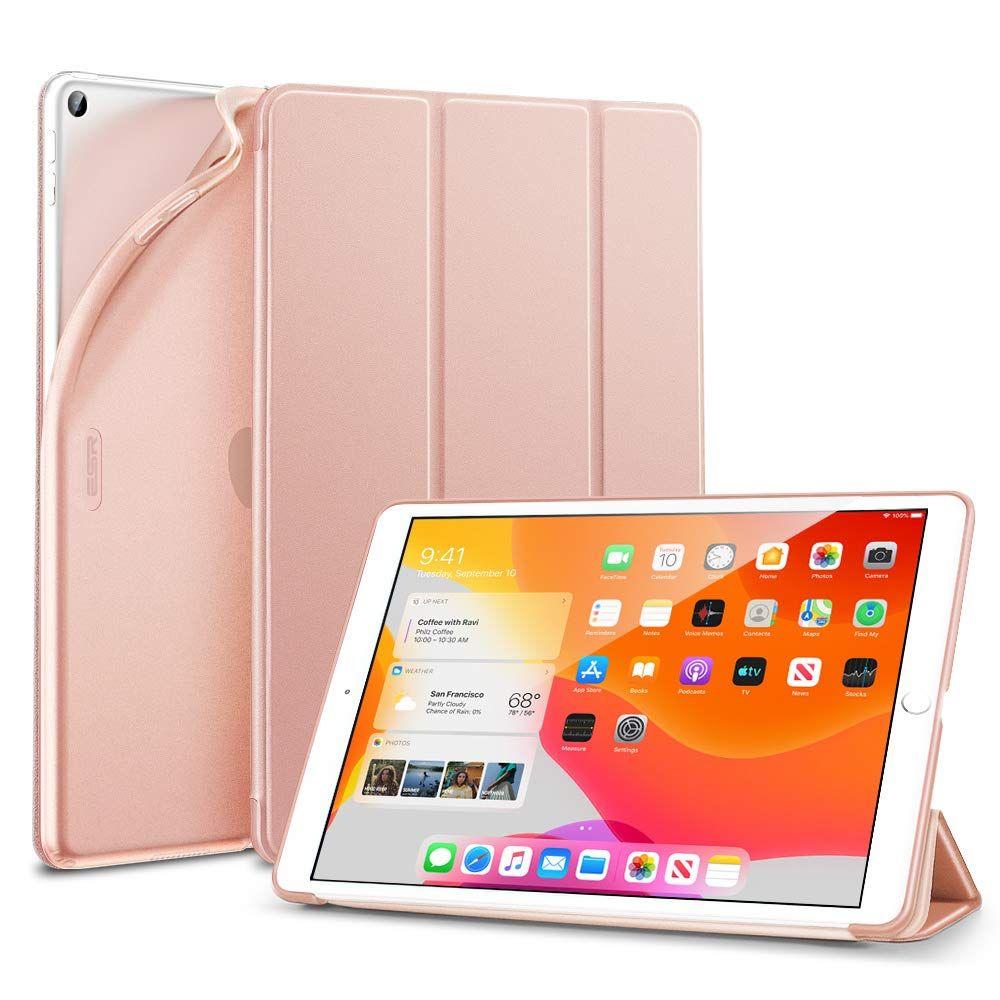 """ESR Rebound iPad 10,2"""" (2019/2020) - Růžově zlaté"""
