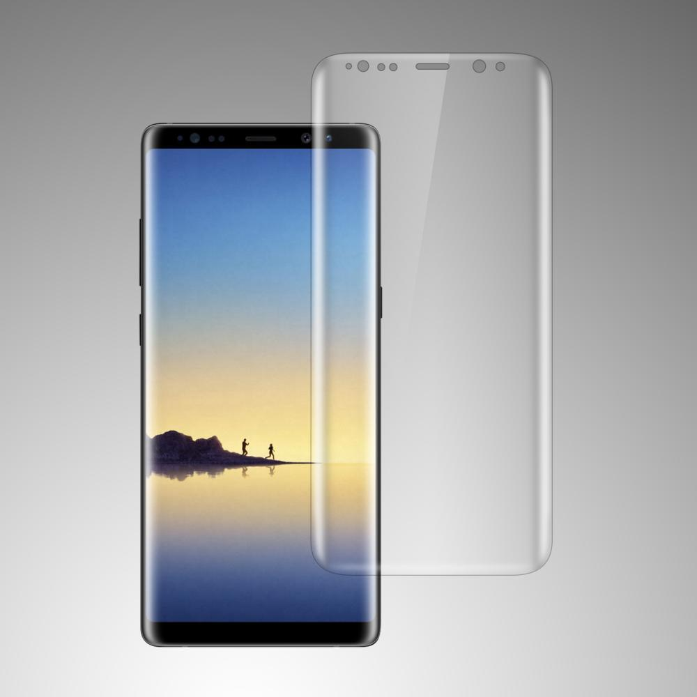 Tvrzené sklo 3D FULLCOVER na Samsung Galaxy Note 8 - Čiré