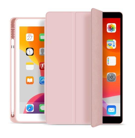 "Tech-Protect SmartCase Pen iPad 10,2"" (2019) - Růžové"