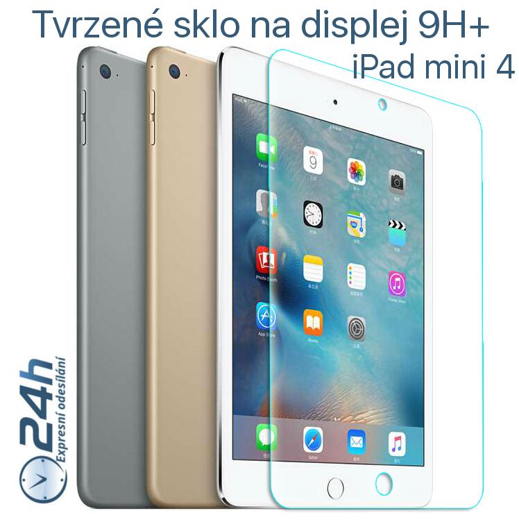 Tvrzené sklo PRO+ na displej pro iPad mini 4