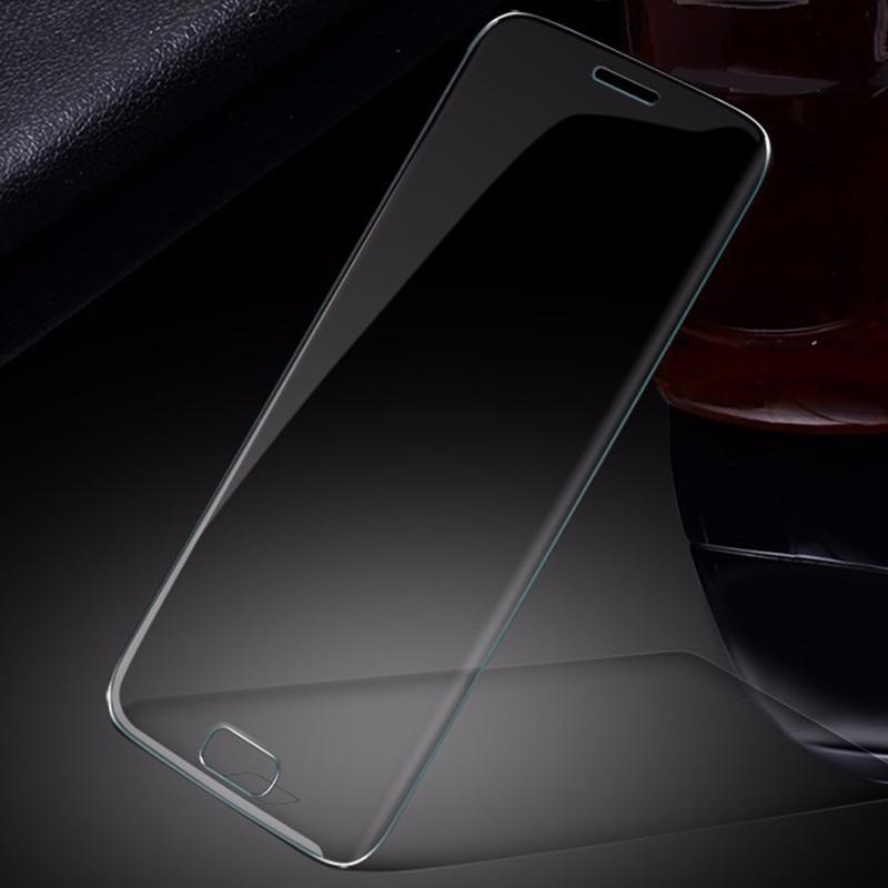 3D Tvrzené ochranné sklo 9H na celý displej pro Samsung Galaxy A5 (2017) - Čiré