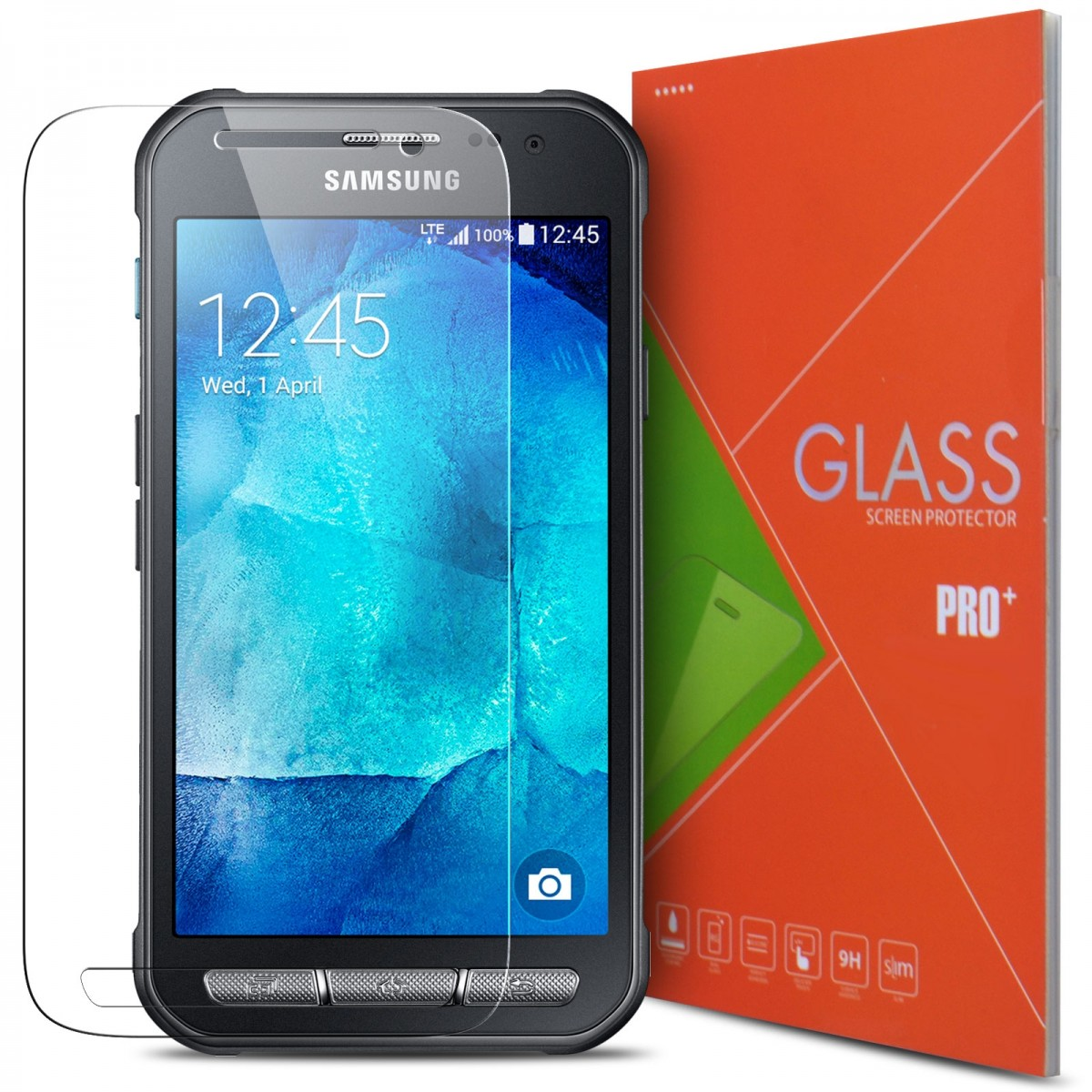 Tvrzené sklo 9H na displej  - Galaxy Xcover 3