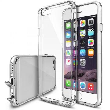 Průhledný čirý obal / kryt Ultra Slim Hybrid pro iPhone 6s Plus / 6 Plus