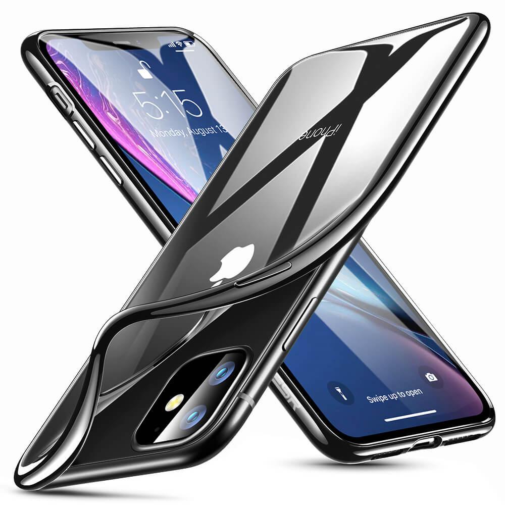 Pouzdro ESR Essential Crown Apple iPhone 11 - Černý